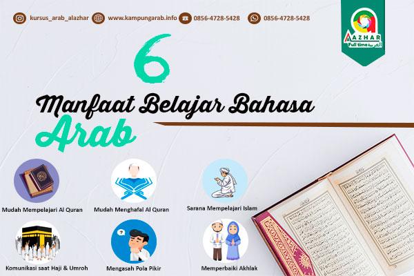 manfaat belajar bahasa arab